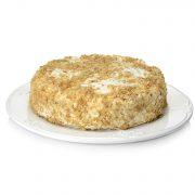 Authentic Cannoli Cake