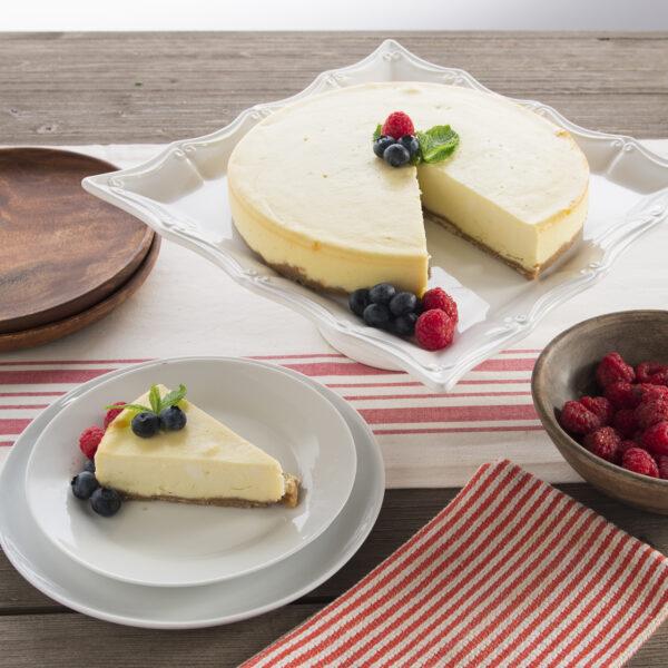 Impastata Ricctta Cheesecake Slice