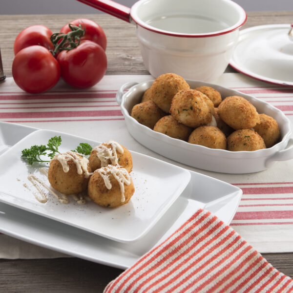 Arancini Dish 16 Count 2oz