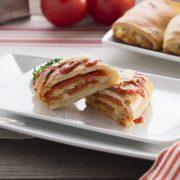 Pepperoni Cheese Stromboli